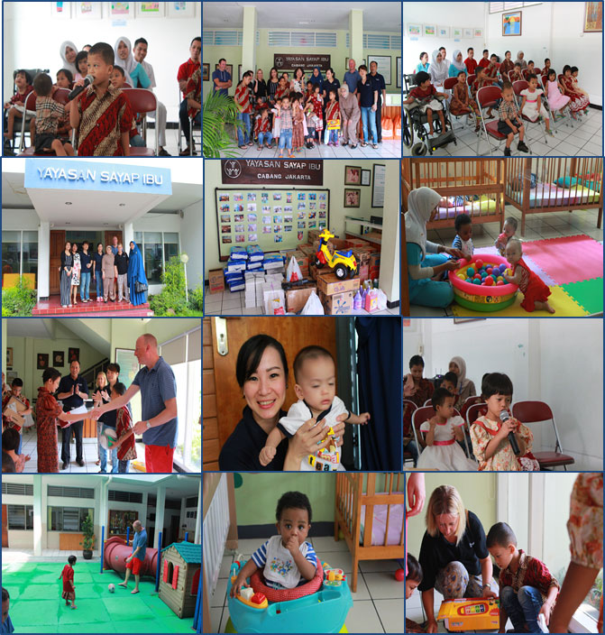 Orphanage Collage